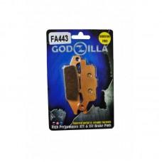 Тормозные колодки FA443